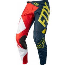 FOX PANTALON 360 PREME NAVY/RED 18